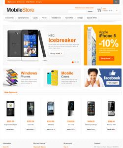 Thiết kế website Buốn bán điện thoại di động