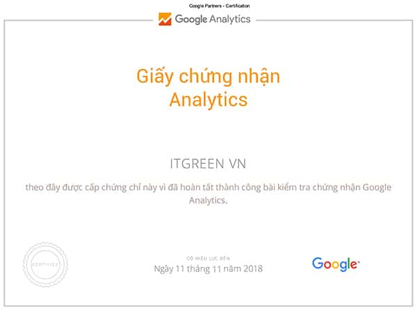 Google-Partners-Certification-Analytics-ITGreen
