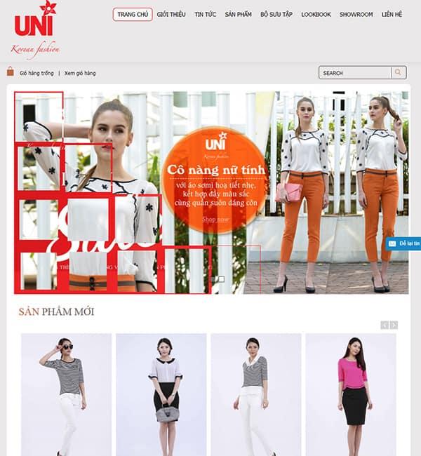Uni Fashion