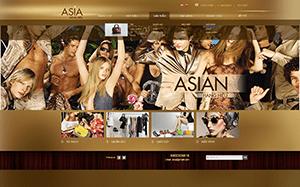 Thiết kế website Asia Fashion