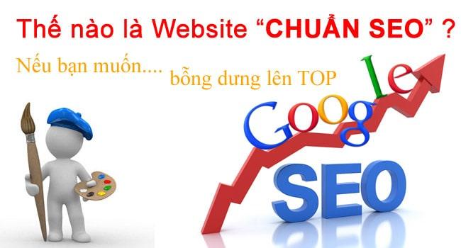 Thiết kế website chuẩn SEO có quan trọng không?