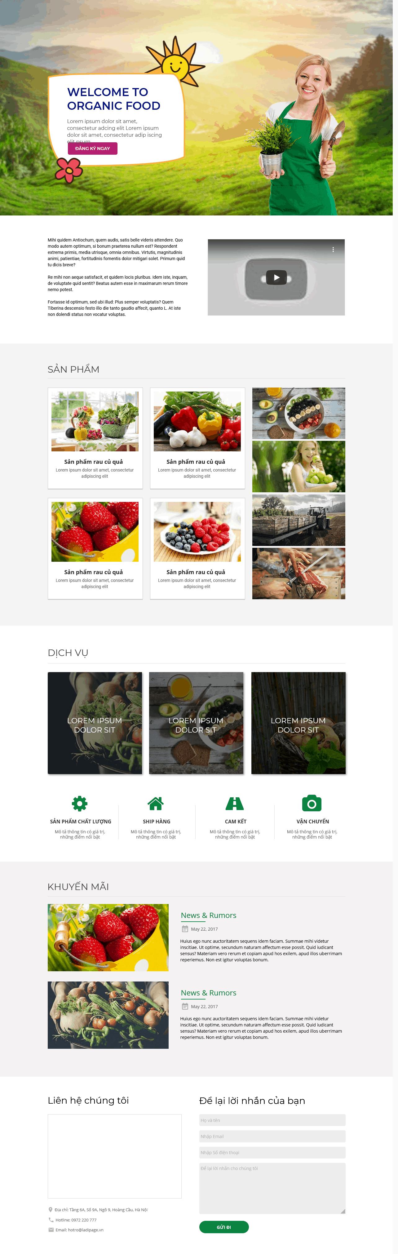 Thiết kế website Thiết kế webiste landingpage thuc-pham---do-uong Thực phẩm 03