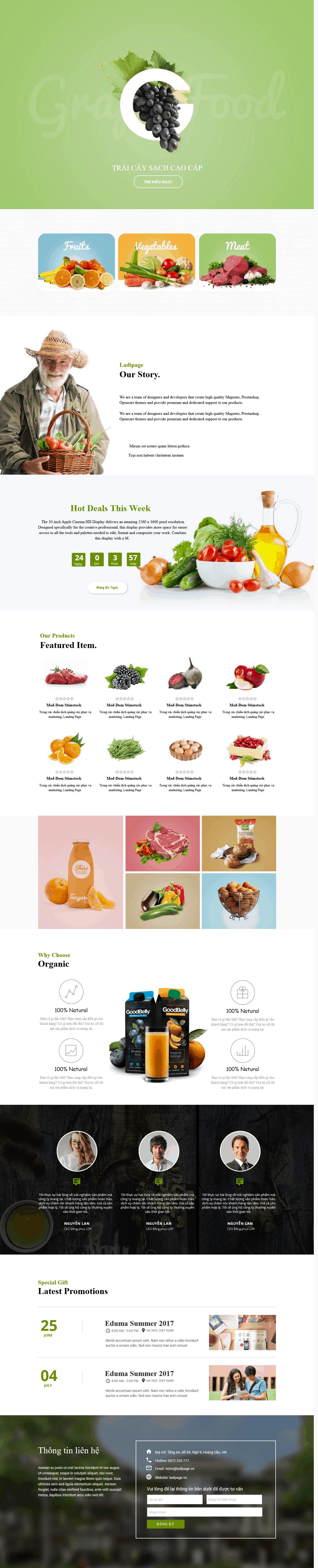 Thiết kế website Thiết kế webiste landingpage thuc-pham---do-uong Thực phẩm 08